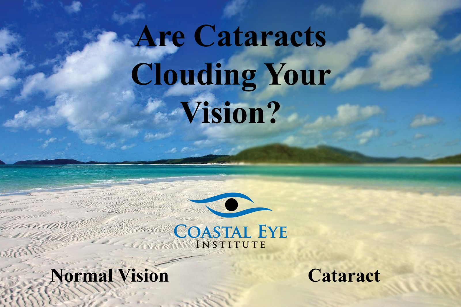 Are cataracts clouding your vision image