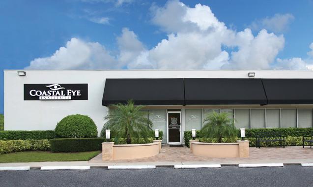 Coastal eye institute offices image