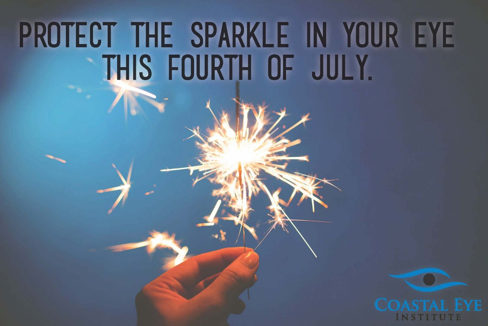 Fireworks eye safety image