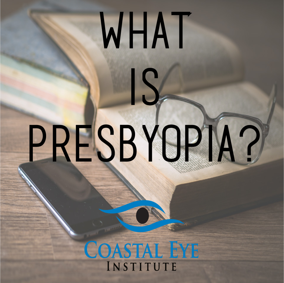 What is presbyopia image