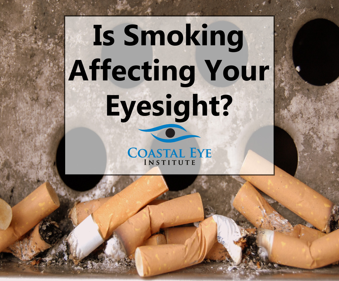 Is smoking affecting your eyesight image