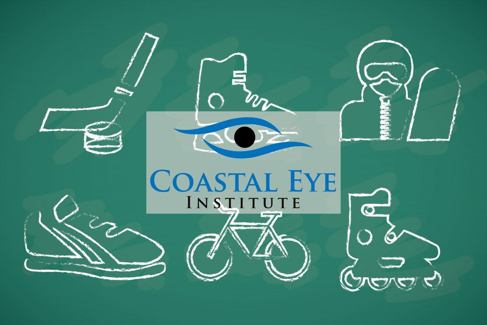 Sports eye safety image