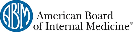 American board of Internal Medicine logo image